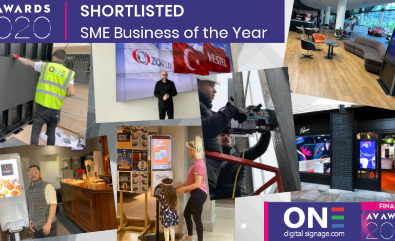 ODS SME of the Year Shortlist
