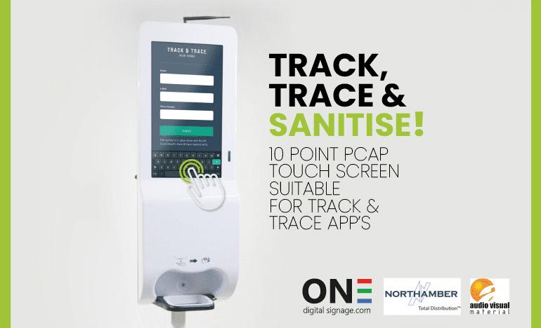 track trace sanitise